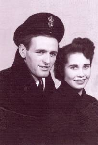Engagement Photograph - 15th August 1949